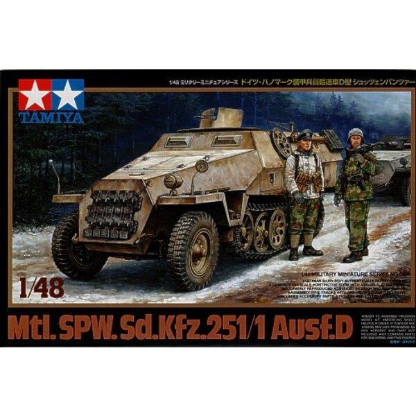 Sd.Kfz.251/1 Ausf.D