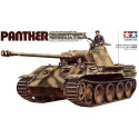 German Panther Tank