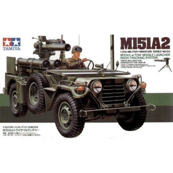 M151 A32 Jeep/TOW Missile