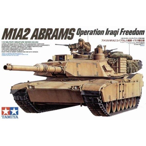 US M1A2 Tank Abrams
