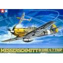 Messerschmitt Bf 109E-4/7 Tamiya TA61063