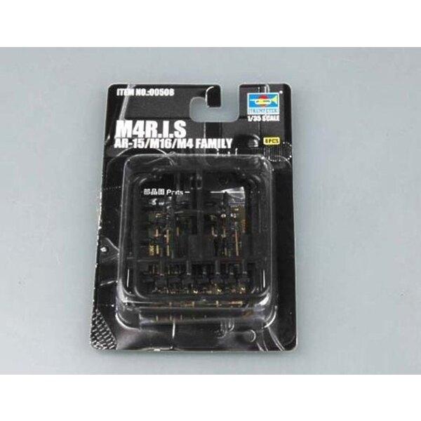 AR-15/M16/M4 Family-M4RAS (quantity : 6 per box)