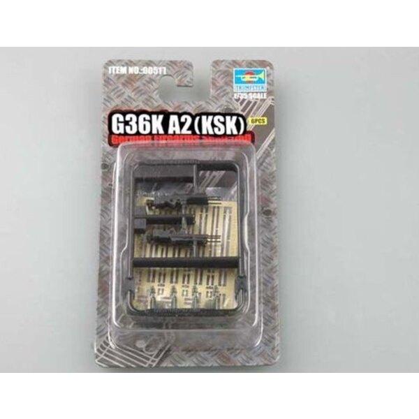 G36K A2 (KSK) (quantity : 4 per box)