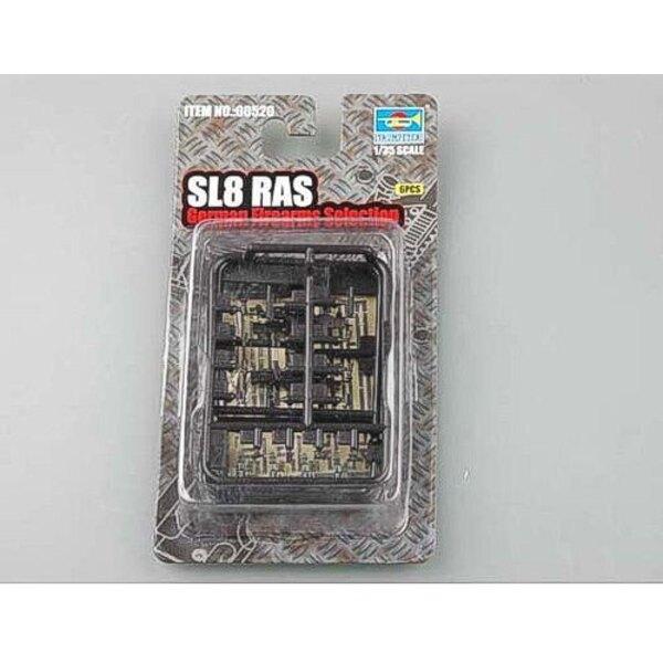SL8 RAS (quantity : 6 per box)