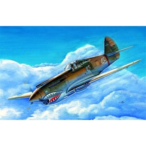 Curtiss P-40B/C Kittyhawk