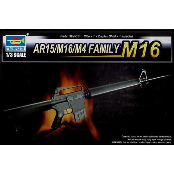 AR15/M16/M4 Family- M-16