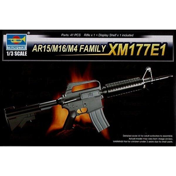 AR15/M16/M4 Family-XM177E1