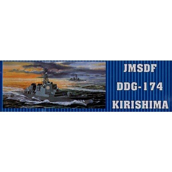 JMSDF DDG-174 Kirishima