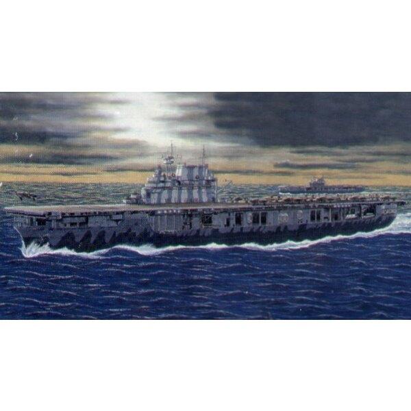 USS Hornet CV-8 Aircraft Carrier CV-8 Hornet (also with waterline hull option)