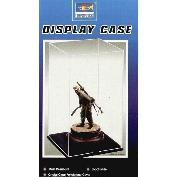 Display Case 117mmL x 117mmW x 206mmW
