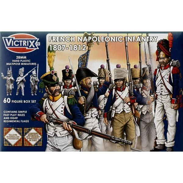 French Line Infantry 1807-1812