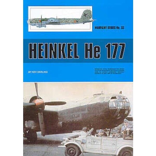 Heinkel He 177 by Kev Darling