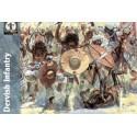 dervish infantry (36 men/4 donkey)