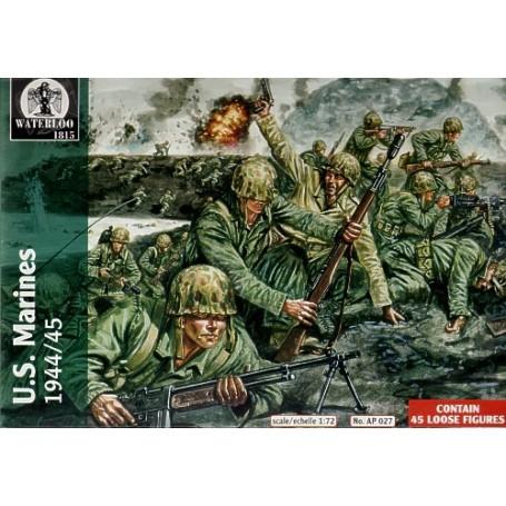 US Marines 1944 -45 (45 figures)