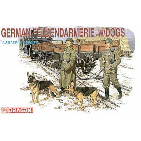 German Feldgendarmerie & dogs