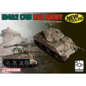 Sherman M4A2 (76) Red Army (New tool). Dragon DN6188