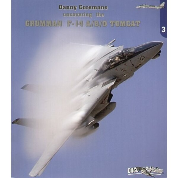 Book Uncovering the Grumman F-14A/B/D Tomcat