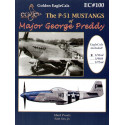 decals the north american p-51 mustangs of major george preddy. superb fully illustrated 26 page boo
