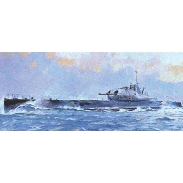 Surcouf Submarine 1:400