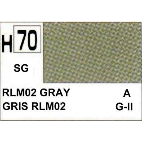 H070 Grey / Green matt
