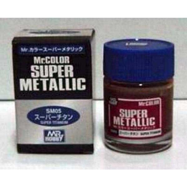 SM05 Mr.Super Titanium