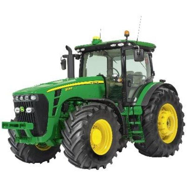 John Deere 8R Tractor 1:87