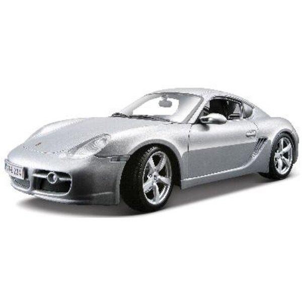 Porsche Cayman S 1:18