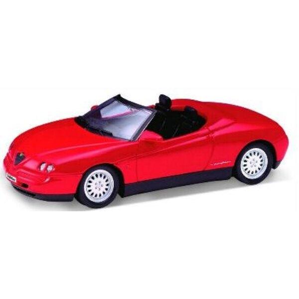 Alfa Romeo Spider 1:24