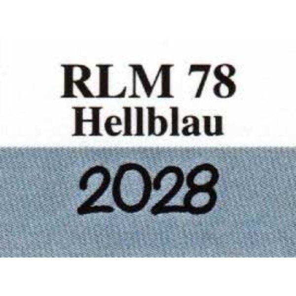 Azure blue RLM 78 0.57 floz