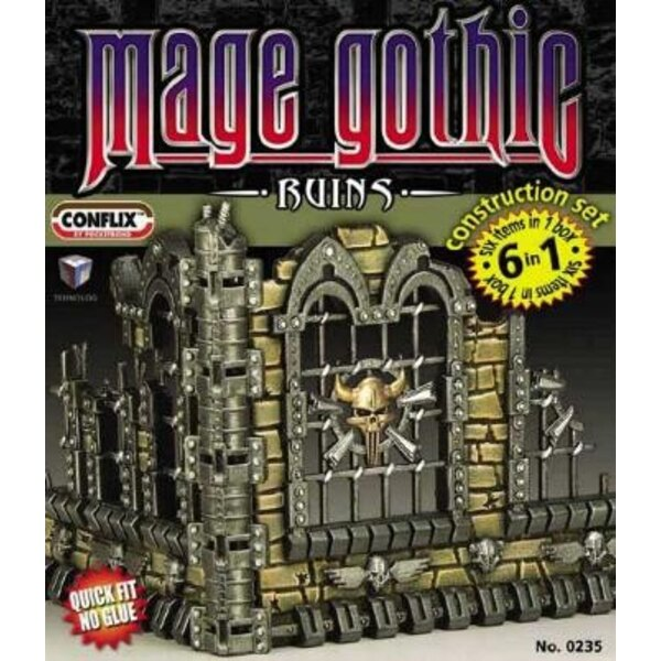 Gothic Magus 28mm