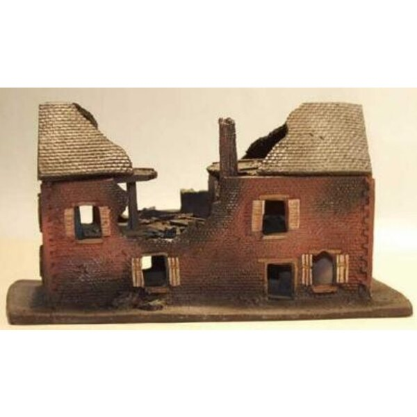 Village House In Ruins 20mm
