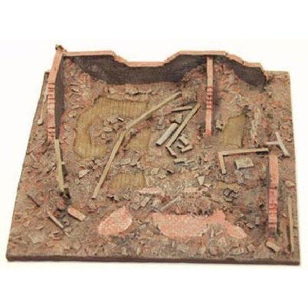 Stalingrad ruins 25mm
