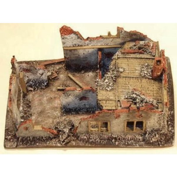 House In Ruins 28mm