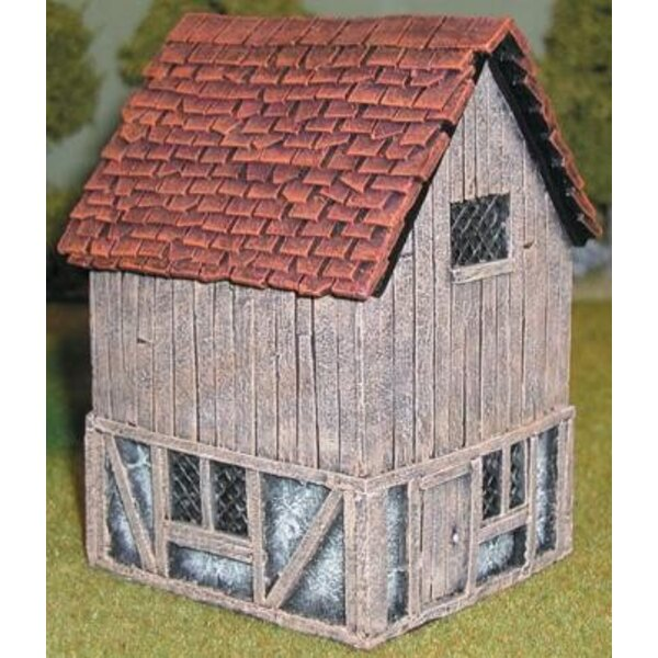 House with Hay Loft 28mm