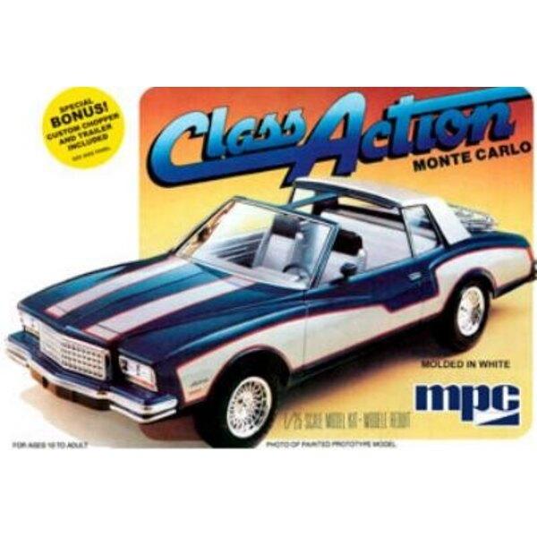 Chevy Monte Carlo 1980 chevrolet 80 1:25