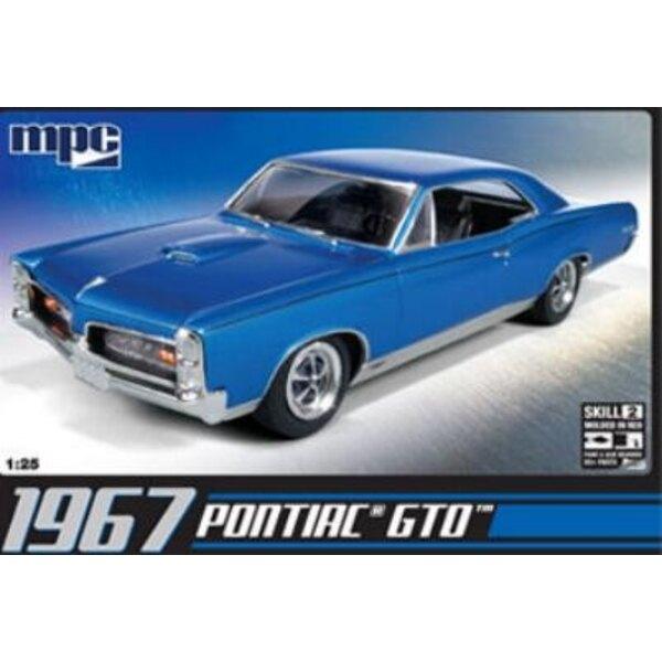 Pontiac Gto 1967 1:25