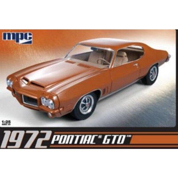 Pontiac Gto 1972 1:25