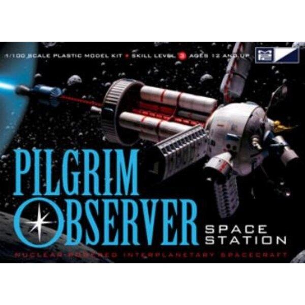 Observation Station Nasa Pilgr 1:100