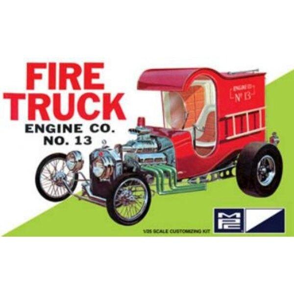Fire Truck 1968 1:25