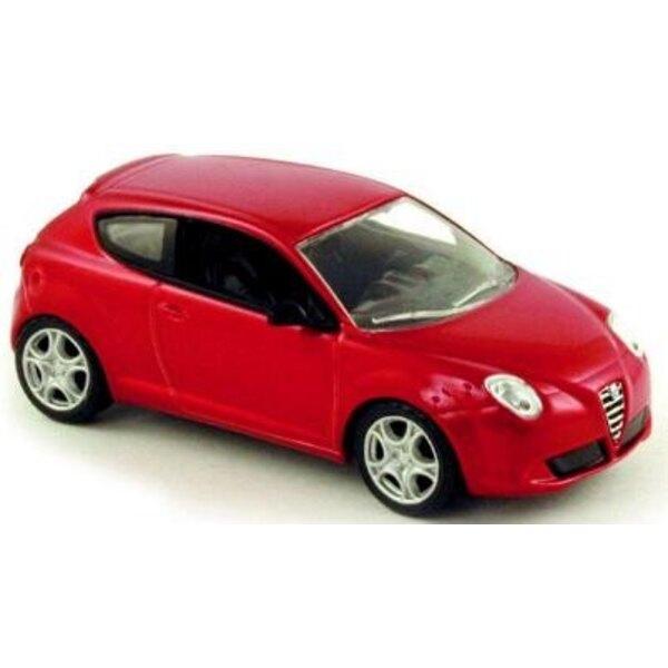 Alfa Romeo Mito Red 2008 1:43