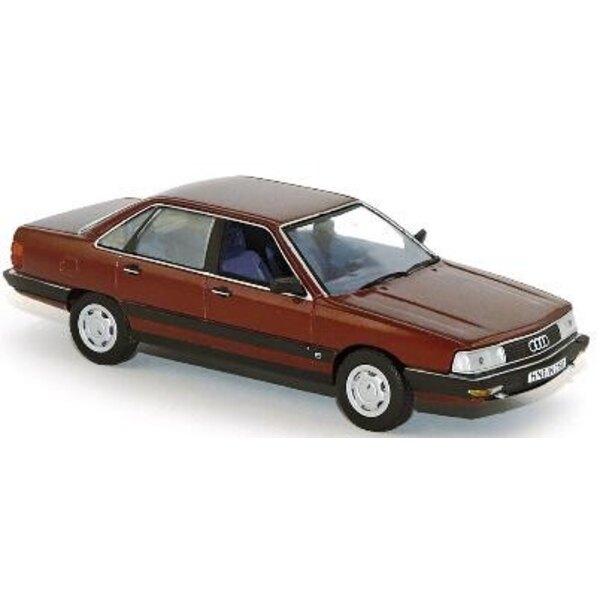 Audi 200 Quattro Red 1987 1:43