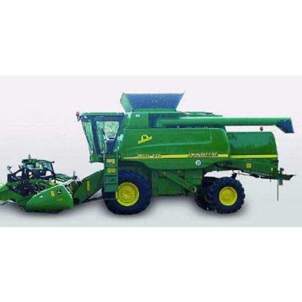 Harvester John Deere 9680 1:87