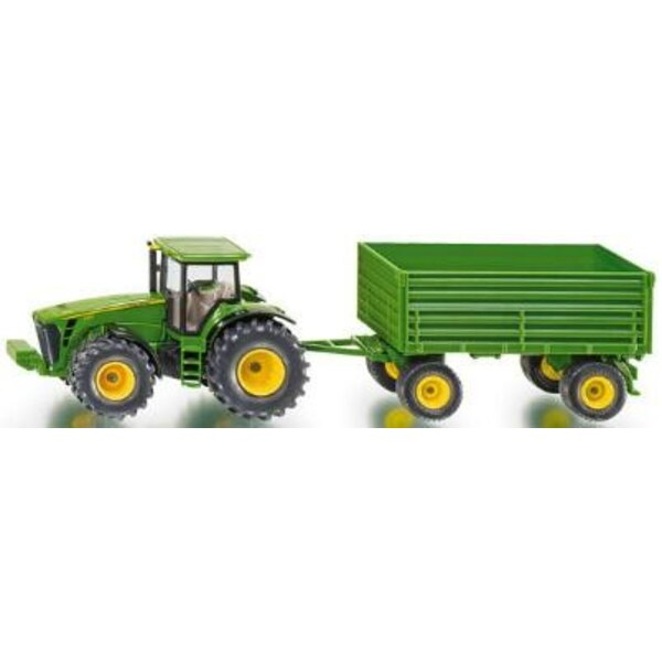 Tractor + Trailer 1:50