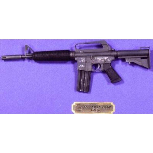 Colt Ar-15 Commando 1:4