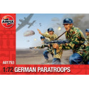 WWII German Paratroopers Airfix AX01753