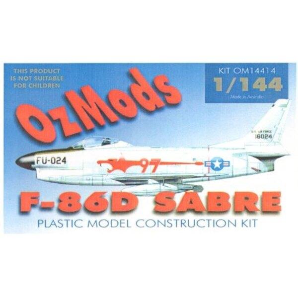 North American F-86D 'Sabre'