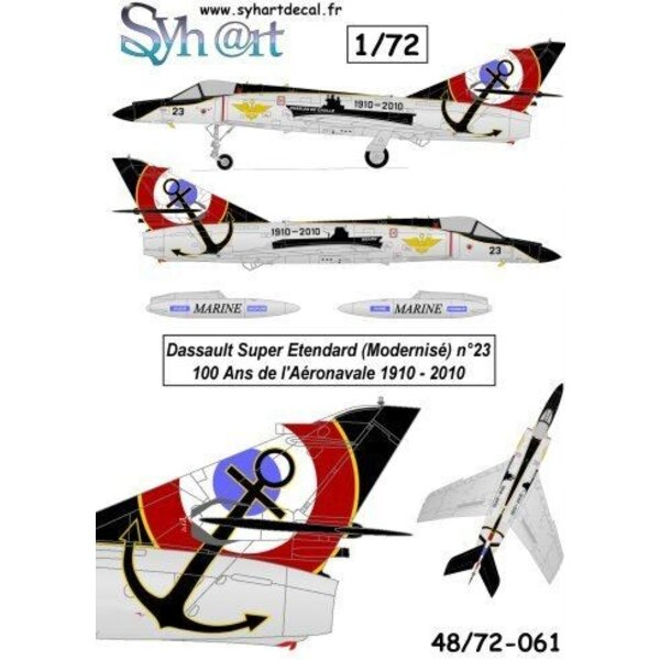 Syhart Decal