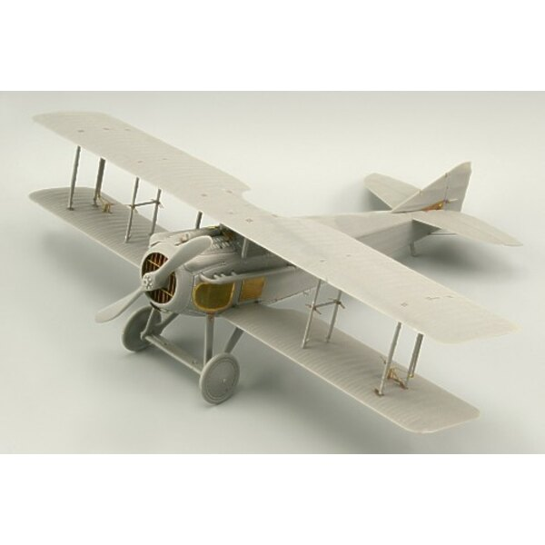 Spad VII (self adhesive) PRE-PAINTED IN COLOUR! (designed to be assembled with model kits from Roden)