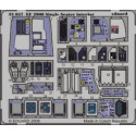 eurofighter ef-2000 typhoon single seat interior (self adhesive) (designed to be assembled with mode