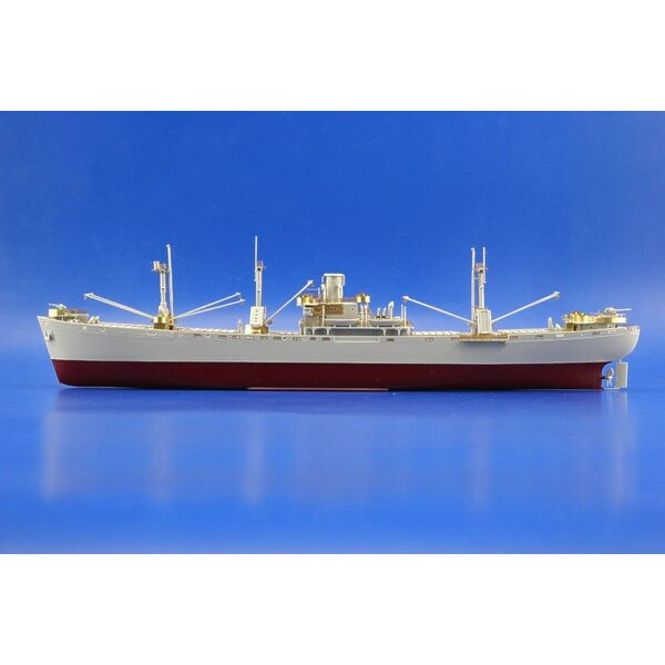 Liberty Ship (designed to be assembled with model kits from Trumpeter TU05301)